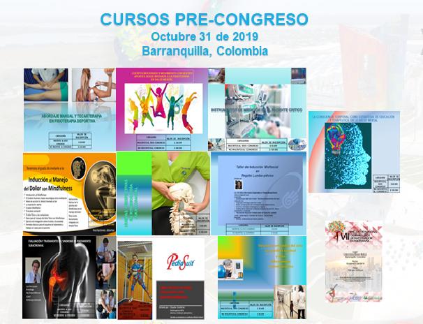 CURSOS PRECONGRESO